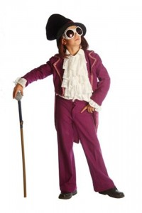 Willy Wonka Costume Ideas