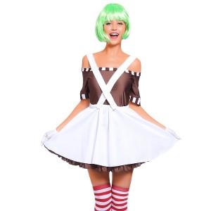 Willy Wonka Costume Womens