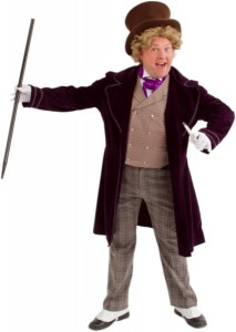 Willy Wonka Costumes for Adults