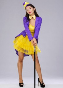 Willy Wonka Female Costume