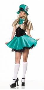 Willy Wonka Girl Costume
