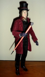 Willy Wonka Johnny Depp Costume