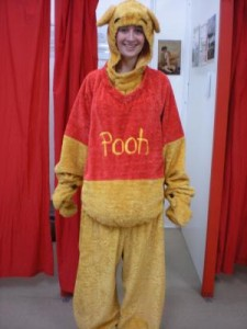 Winnie the Pooh Adult Costumes