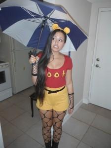 Winnie the Pooh Costume DIY