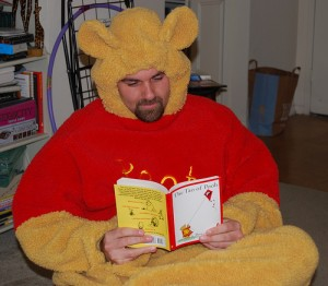 Winnie the Pooh Costume Men
