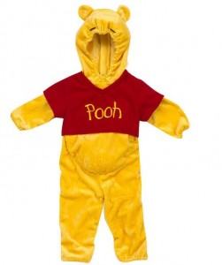 Winnie the Pooh Costume Toddler