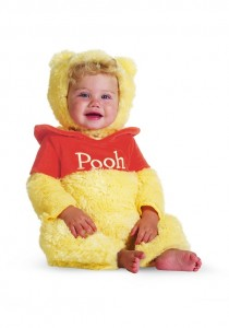 Winnie the Pooh Costumes for Babies