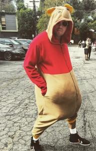 Winnie the Pooh Halloween Costume