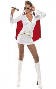 Woman Elvis Costume