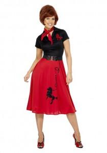 Womens 50s Costume