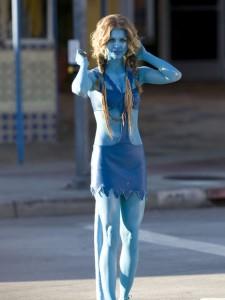 Womens Avatar Costume