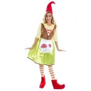 Womens Gnome Costume