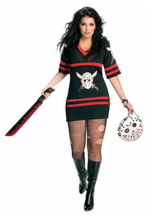 Womens Jason Costume