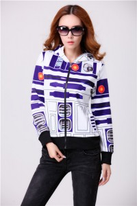 Womens R2D2 Costume