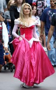 Womens Sleeping Beauty Costume