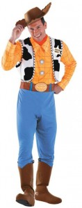 Woody Costume Adult