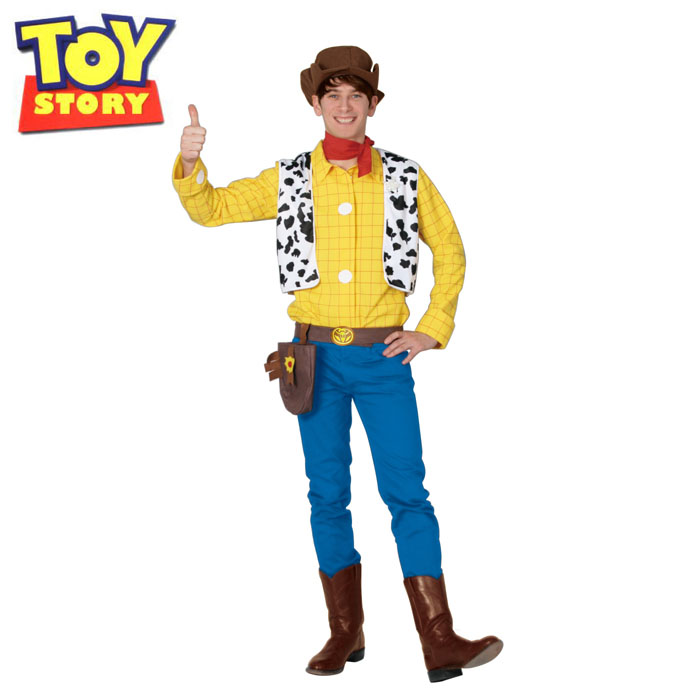 Woody Costume Adult 61
