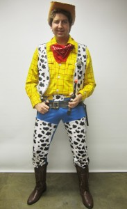 Woody Costume for Adults