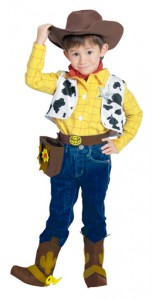 Woody Costumes