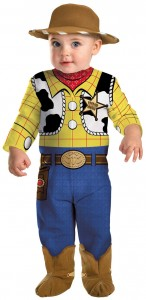 Woody Toddler Costume