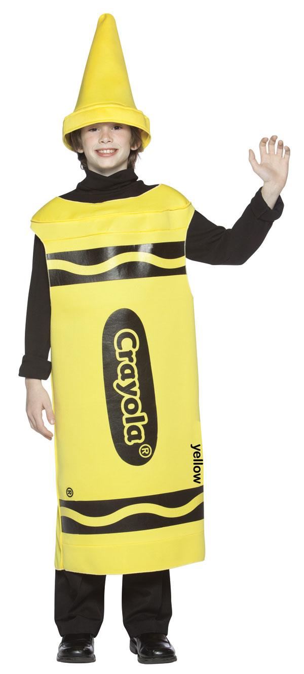Crayola Halloween Costume