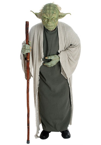 yoda costumes parties costume. Black Bedroom Furniture Sets. Home Design Ideas