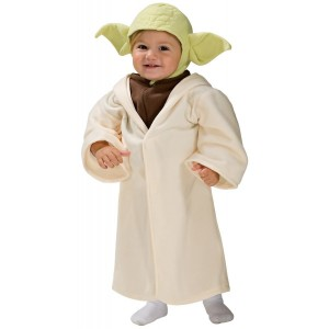 Yoda Costume