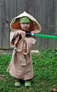 Yoda Costume Child