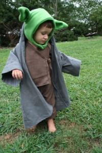 Yoda Costume DIY