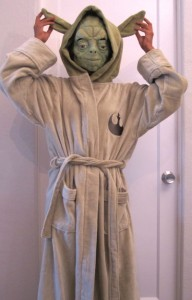 Yoda Costume Ideas