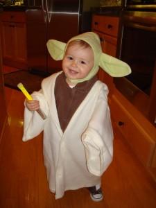 Yoda Costume Toddler