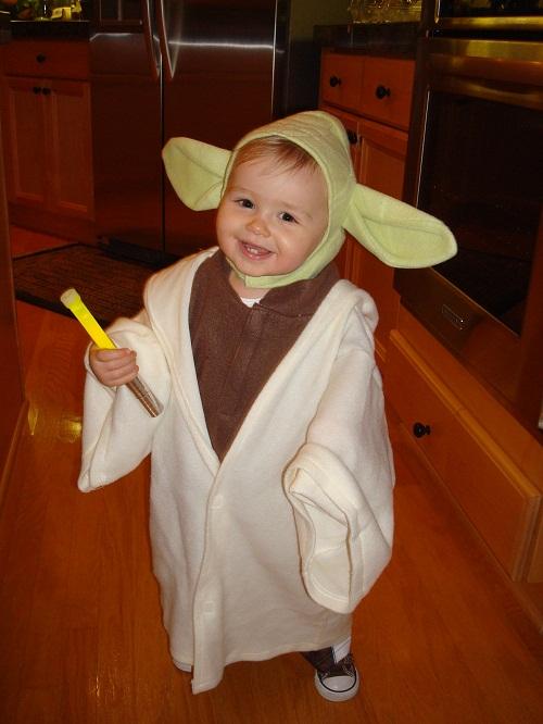 Yoda Costumes Parties Costume