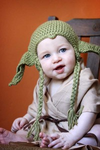 Yoda Costume for Baby
