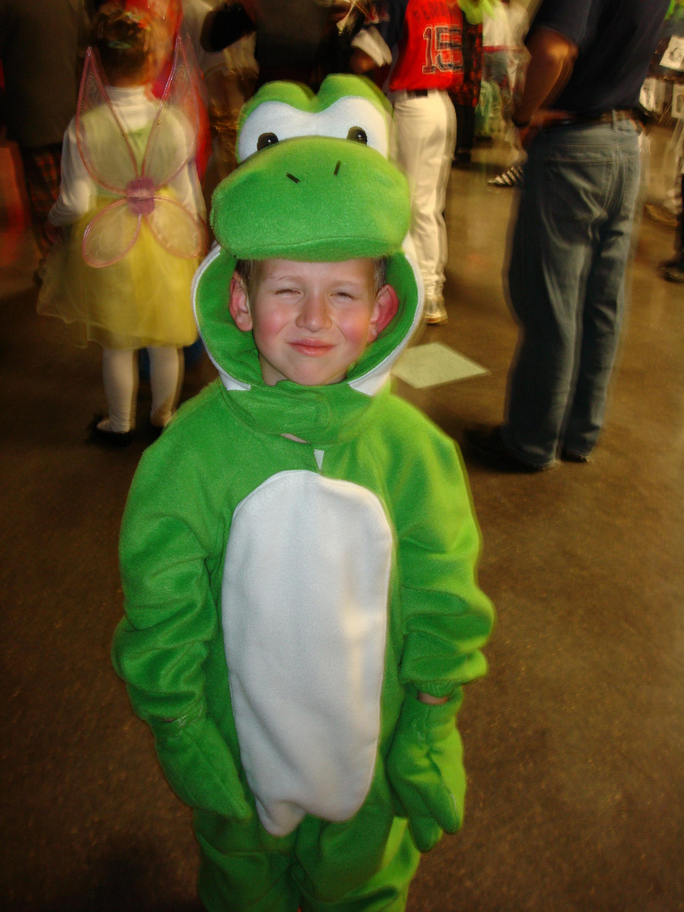 Yoshi Costumes (for Men, Women, Kids) | Parties Costume