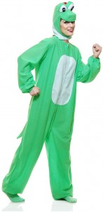 Yoshi Costume for Adults