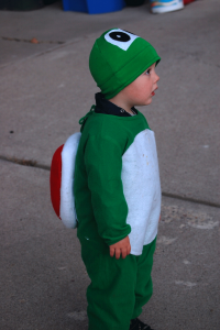 Yoshi Costume for Baby