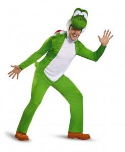 Yoshi Halloween Costume