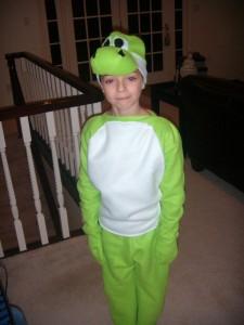 Yoshi Halloween Costumes