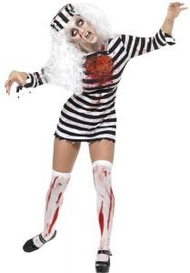 Zombie Prisoner Costume