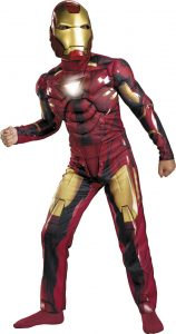 Iron Man Costume Kids