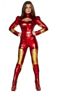 Iron Man Costume for Women