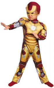 Iron Man Costume Toddler