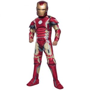 Iron Man Costumes for Kids